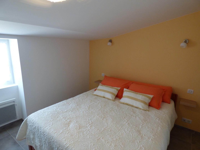 chambre orange double